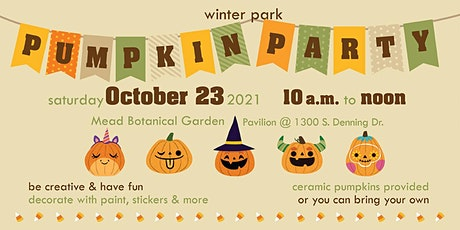 Winter Park Pumpkin Party tickets