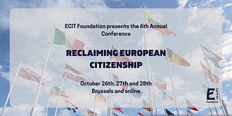 ECIT Foundation Annual Conference 2021 - Reclaiming European Citizenship tickets