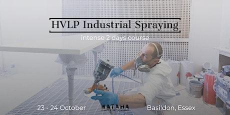 HVLP Industrial Spraying Course tickets