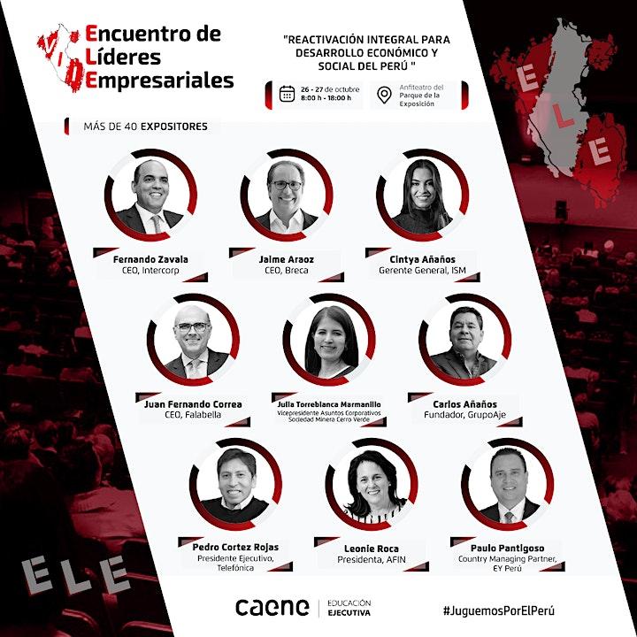 Imagen de VII ENCUENTRO DE LÍDERES EMPRESARIALES