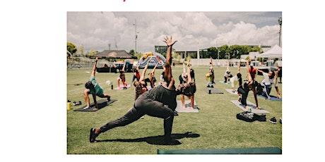 Yoga + Meditation @Woodruff Park tickets