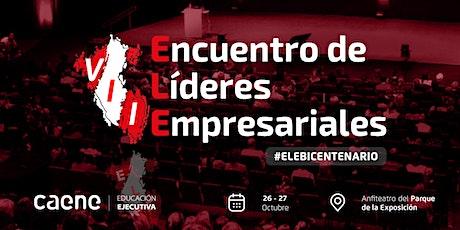 VII ENCUENTRO DE LÍDERES EMPRESARIALES tickets