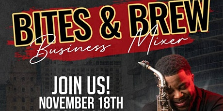 Bites and Brew tickets
