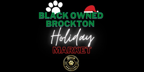Black Owned Brockton Holiday Market tickets