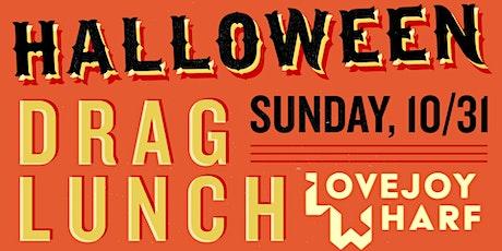 Night Shift Lovejoy - Halloween Drag Lunch tickets