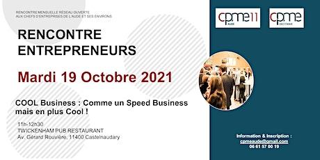 Rencontre Entrepreneurs de Castelnaudary billets