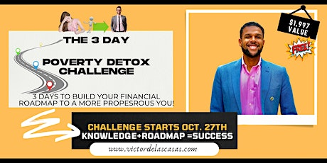 The Poverty Detox Challenge tickets