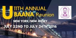 UBAANA's 11th Anniversary Reunion, Newark, New Jersey