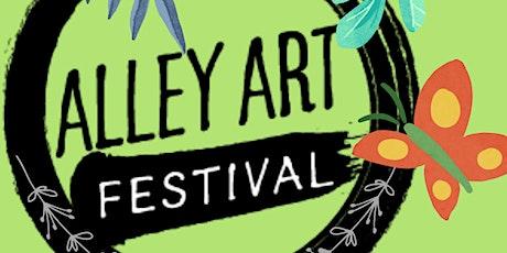 Alley Art Festival 2022 tickets