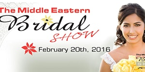 The Third Annual Middle Eastern Bridal Show