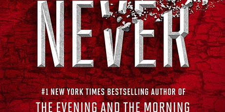 B&N Midday Mystery Presents: Ken Follett discusses NEVER! tickets