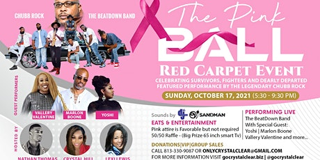 The Pink Ball Gala Red Carpet Event!!!! tickets