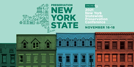 2021 New York Statewide Preservation Conference tickets