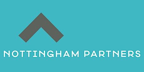 Nottingham Partners Members' Lunch - 22 November 2021 tickets