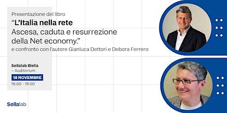"""Presentazione del libro """"L'Italia nella rete"""" biglietti"""