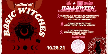 Basic Witches Flow - Real Men Wear Pink Fundraiser tickets