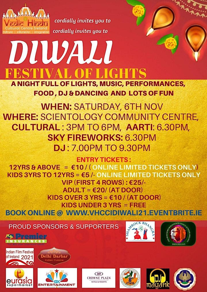 VHCCI Diwali-Festival of Lights image