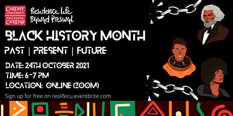 Black History Month: Past, Present & Future tickets