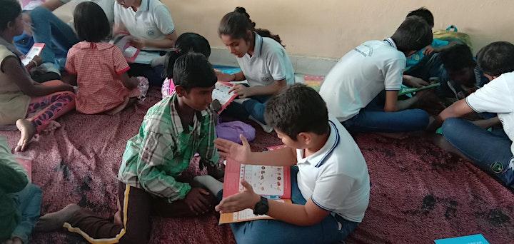 Eradicating poverty by eradicating illiteracy: the Global Dream method image