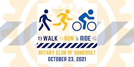 Rotary Club of Somerset | Walk-Run-Ride tickets