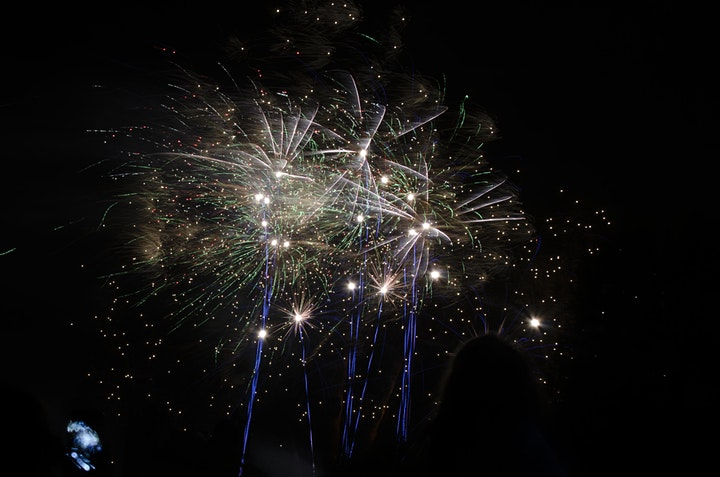 Halloween Fireworks Extravaganza image