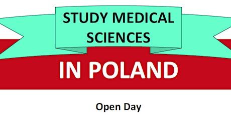 Medical & Veterinary University Fair - study in Poland in English (Ottawa) tickets