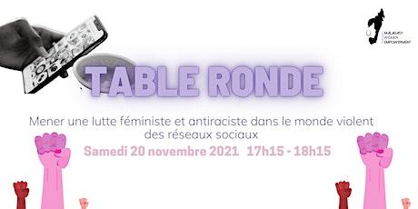 Mener une lutte féministe et antiraciste dans le monde violent des réseaux billets