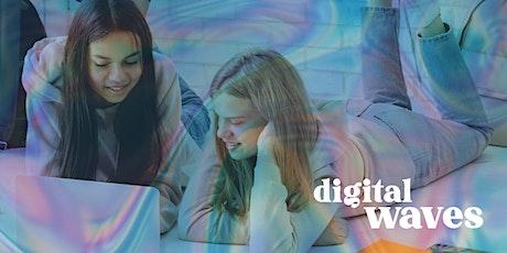 Digital Waves - Participant Registration tickets