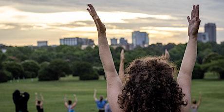 CorePower Yoga At NCMA: Free Yoga + Raffle tickets