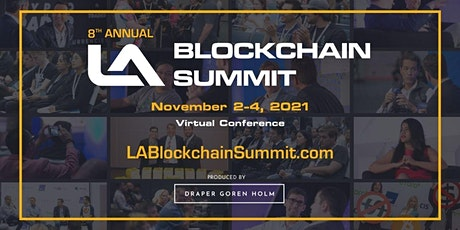 LA Blockchain Summit 2021 tickets