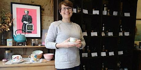 Golden Monkey Tea Company    Temperance teas and tasting tickets