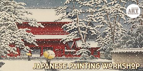 Japanese Painting Workshop -  Winter  Scenes tickets