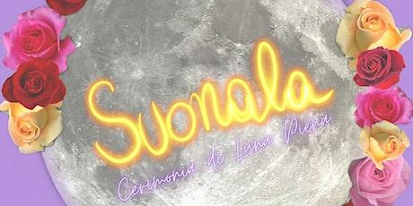 Suonala, Rituale di Luna Piena con Mandala di fiori e viaggio sonoro biglietti