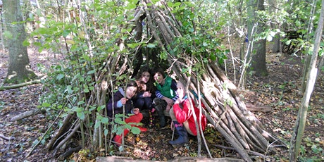 Wild weekends: Family forest fun at Bradfield Woods 7 November tickets