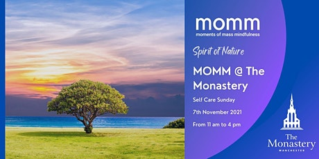 MOMM at The Monastery:  Self Care Sunday tickets