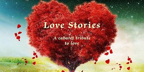 """LOVE STORIES"" Fall Cabaret / VOCA Fundraiser tickets"