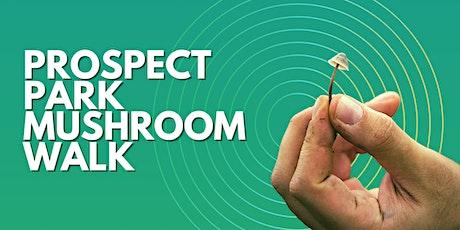 Prospect Park Mushroom Walk tickets