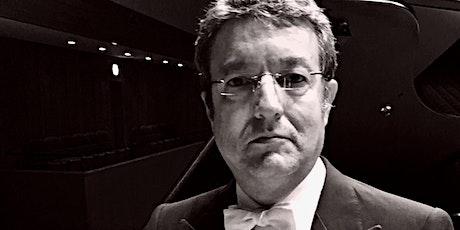 GERARDO LÓPEZ LAGUNA – PIANO entradas