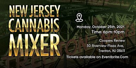 New Jersey Cannabis Mixer tickets