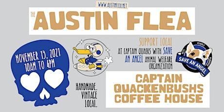 Austin Flea at Captain Quackenbush's tickets