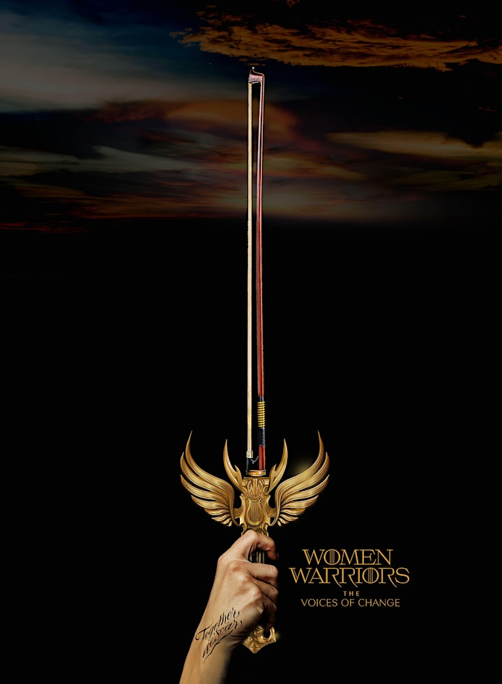 SCL Screening + Q&A: WOMEN WARRIORS: THE VOICES OF CHANGE image