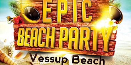 ALL INCLUSIVE EPIC BEACH PARTY tickets