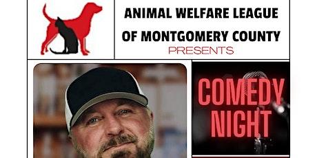 AWL Comedy Night tickets