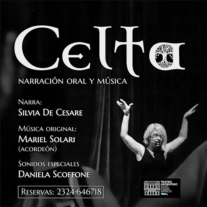 Imagen de CELTA - Narración Oral, Música y Sonidos Especiale