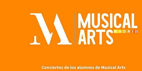 MUSICAL ARTS entradas