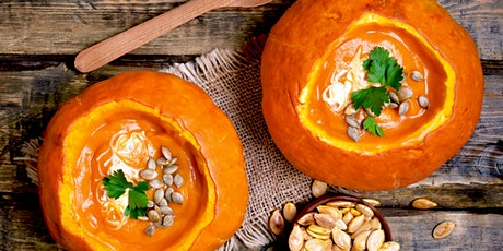 Pumpkins Four Ways - Online Cooking Class by Cozymeal™ tickets