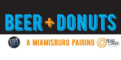 Beer and Donuts tickets