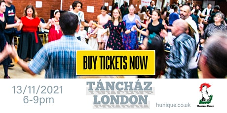 Dance House London in November by Hunique Dance tickets