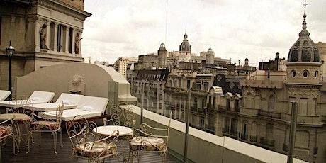 Cúpulas de Avenida de Mayo + Aperitivo en Rooftop entradas