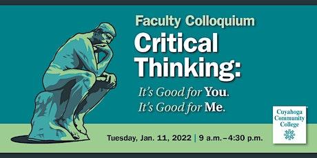 2022 Tri-C Faculty Colloquium tickets